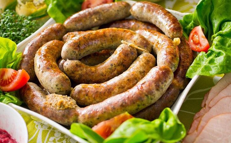 Как вкусно приготовить различные виды колбас и ветчины: 10 лучших рецептов. Натуральный продукт