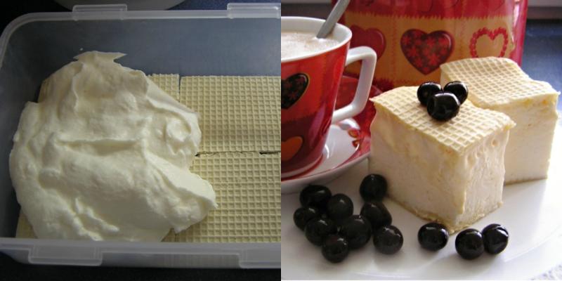 Как приготовить тот самый пломбир из детства: 2 ингредиента плюс вафли! Взбил, залил — и в морозилку