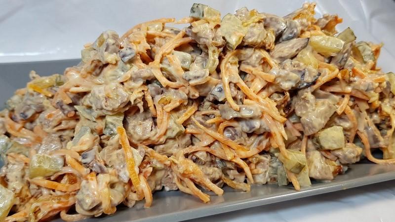 Салат «Жемчужина»: всего 4 ингредиента, но до чего же вкусно. Попробуй, он того стоит