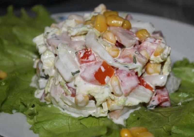 9 диетических салатов вместо ужина. Ешь даже после 10 вечера — всё равно похудеешь. Вкусно, потому и привыкнуть легко.