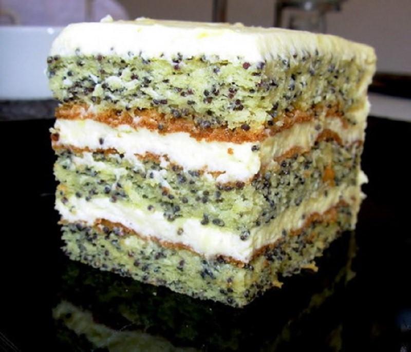 Торт «Царица Эстер»: готовится практически без муки и жира, получается невесомым