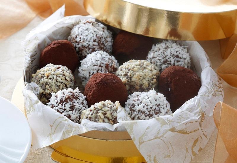 Рецепт конфет из какао «Трюфелина»