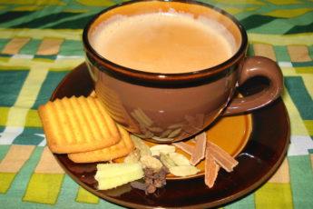 Муж замерз и ворчал, а я ему раз – и масала чай! Изумительный индийский напиток готовлю дома