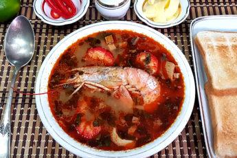 Ресторан мне не конкурент! Том Ям - вкуснейший тайский суп - готовлю дома сама