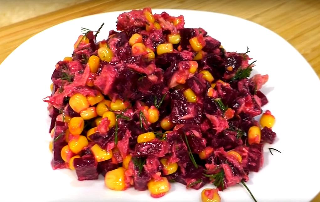 Худею, просто лакомясь свеклой! 3 гениальных любимых салата, с фасолью, с грибами, с тунцом